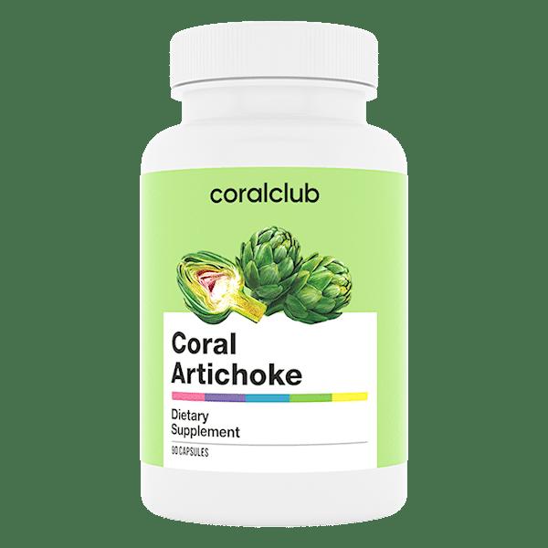 Artichoke Coral Club 90 kapsułek