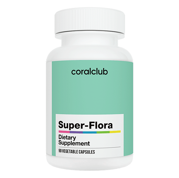 Super Flora Coral Club 90 kapsułek